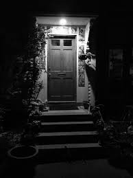 When a Front Door Stands Between Life and Death